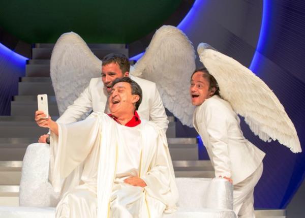 Espectáculo de comedia en Leganés