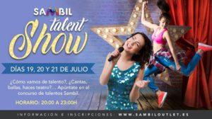 Talent Show en Sambil Outlet