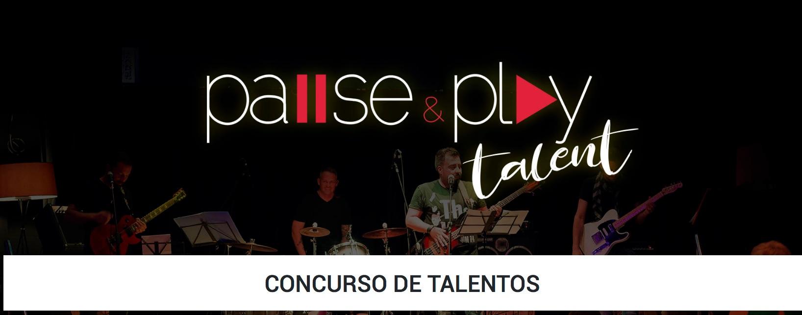 Pause Play talent Sambil