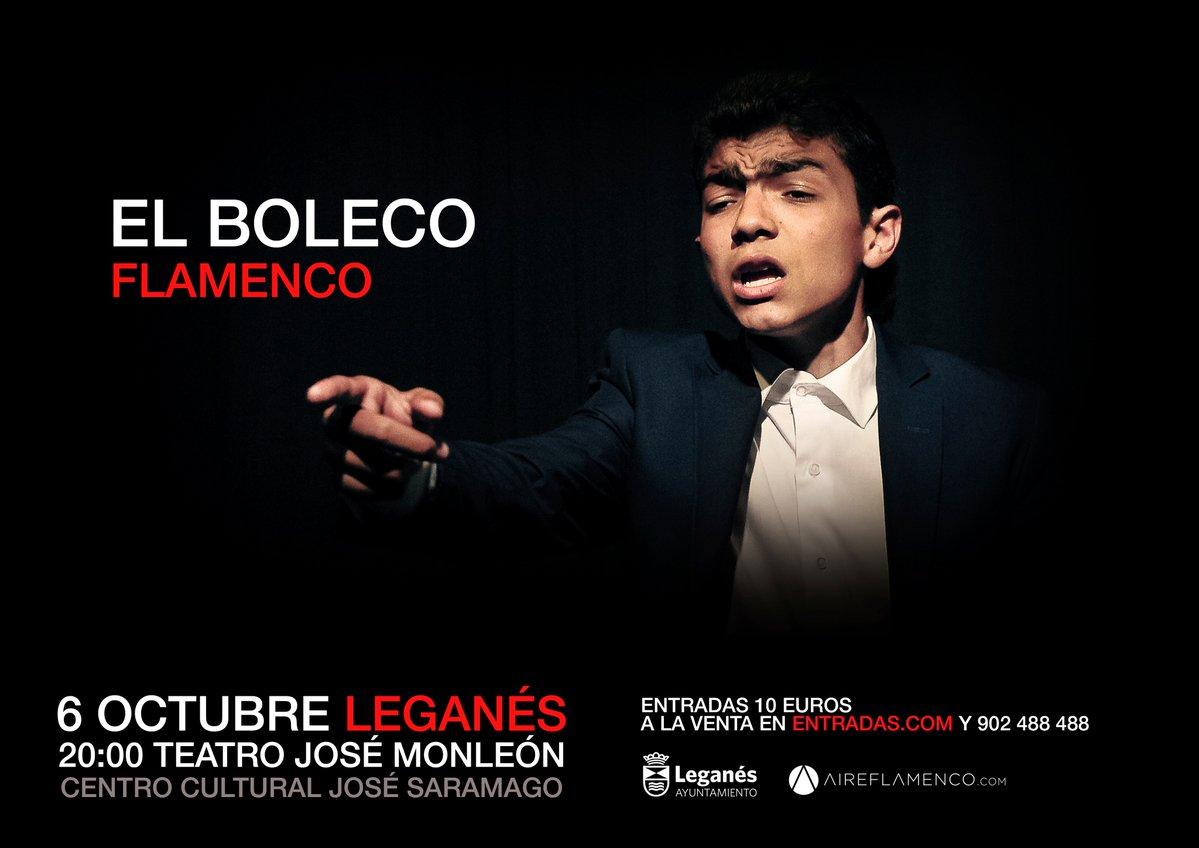 El Boleco flamenco en Leganés