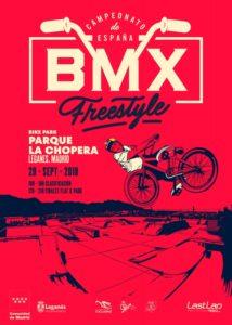 Primer Campeonato de España de BMX Freestyle
