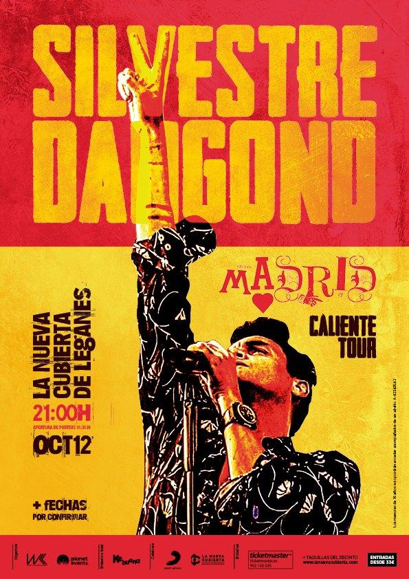 Silvestre Dangond en La Cubierta ¨Caliente Tour¨