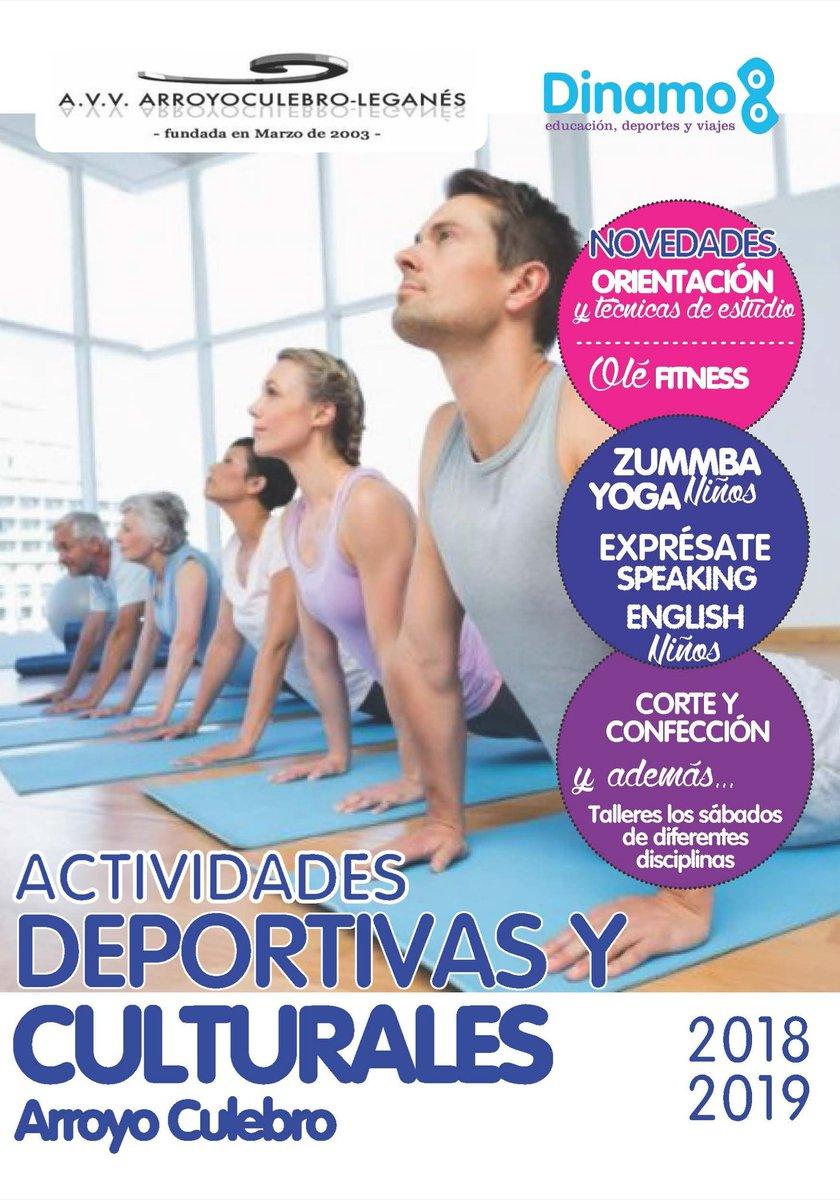 Actividades Deportivas y Culturales Arroyo Culebro