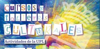 Cursos y talleres culturales durante el curso 2018 y 2019