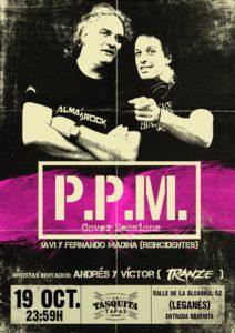 P.P.M Javi y Fernando Medina (reincidentes)