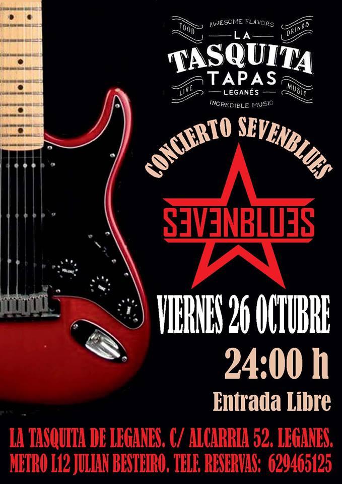 Sevenblues ROCK