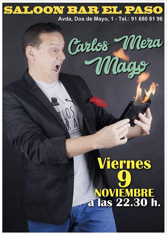 CARLOS MERAEspectáculo de Magia