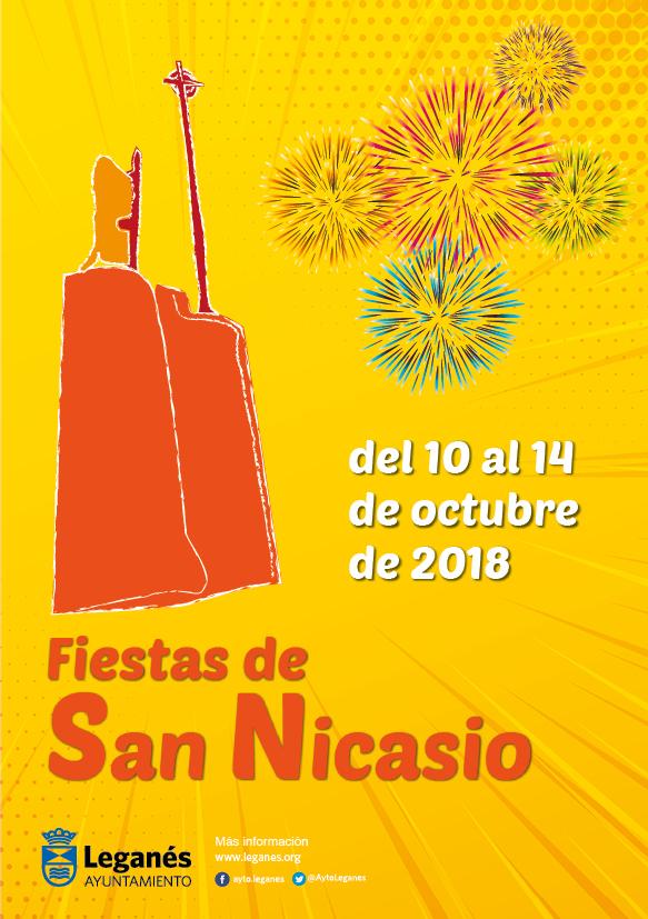 Programa completo Fiestas de San Nicasio 2018