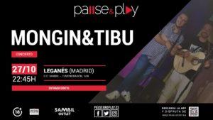 Flamenco con Mogin y Tibu en PausePlay Sambil