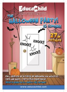 Halloween Party 2018 Educachild