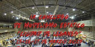 """IX Concurso de Modelismo Estático """"Ciudad de Leganés"""" Model 34"""