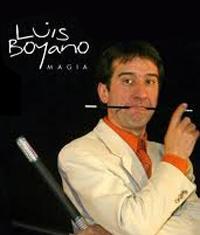 Espectáculo de magia: Luís Boyano Magia por Narices