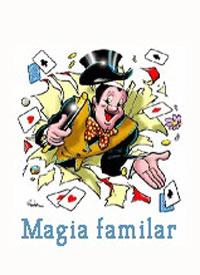 Magia familiar en la Cuchara Mágica