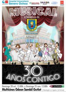 Musical 30 años contigo
