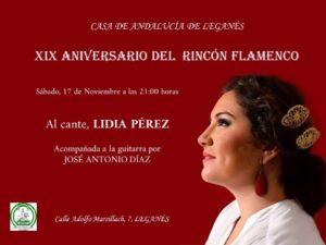 XVIII Aniversario de la Casa de Andalucía Leganés