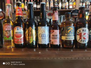 Cerveza Artesana en Twister Leganés