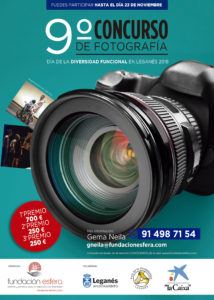 9º Concurso de fotografía sobre Diversidad funcional