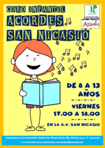 Coro ACORDES SAN NICASIO