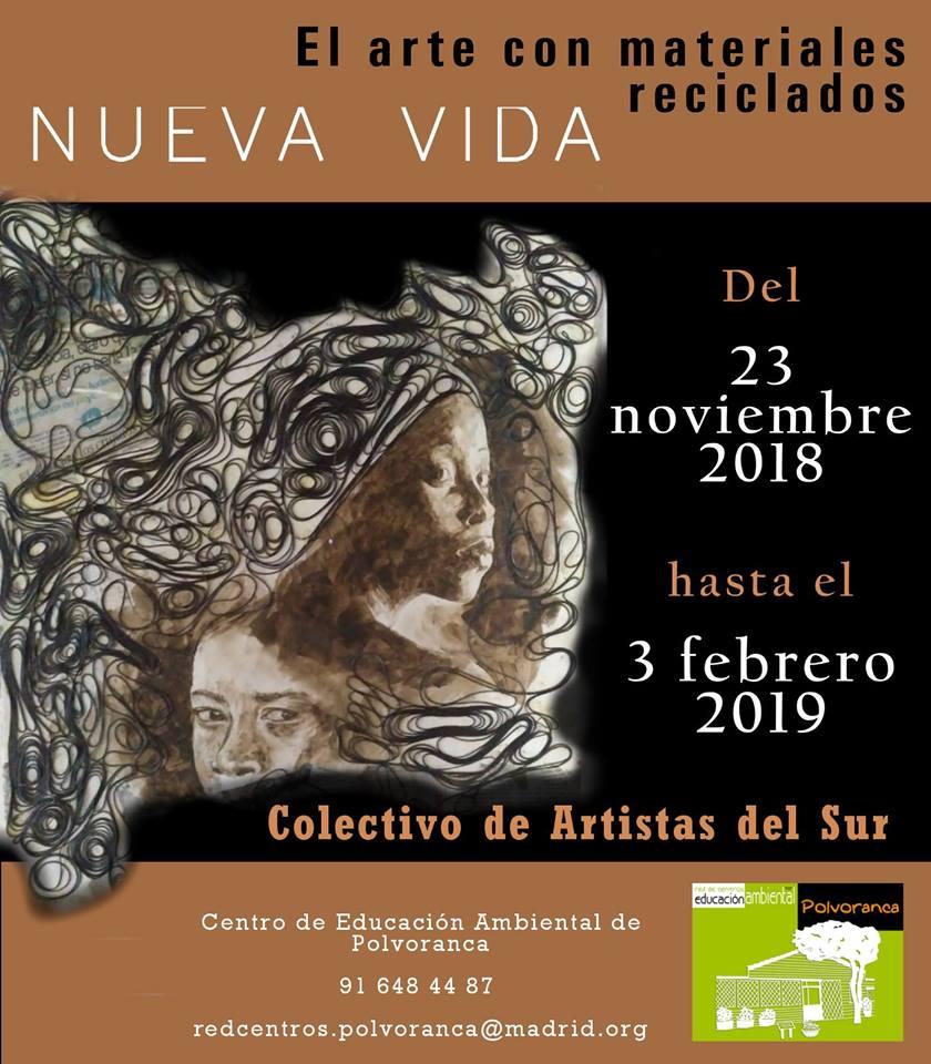 """Inauguración de la exposición """"Nueva Vida"""""""