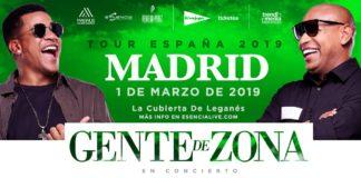 GENTE de ZONA en Madrid