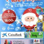 fiestas de navidad 2018 en Leganés