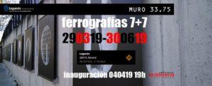 ferrografías 7+7