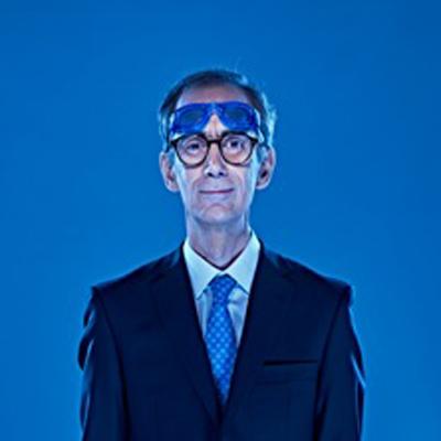 "Espectáculo de teatro ""Intensamente azules"""