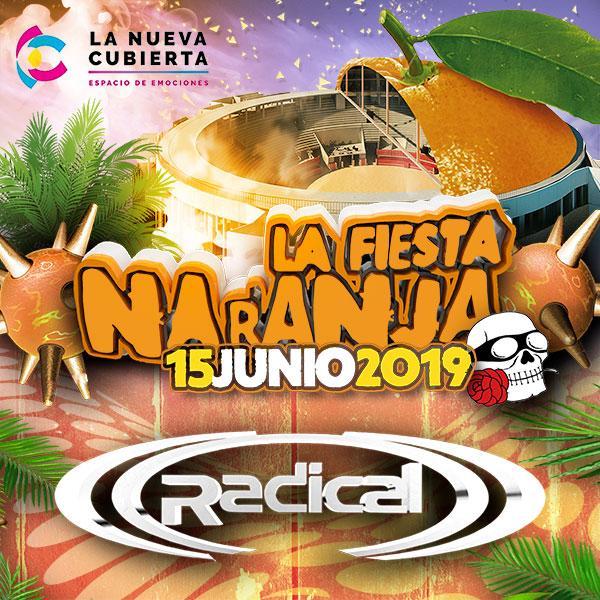 La Fiesta Naranja 2019