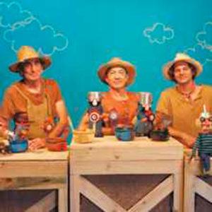 "Teatro infantil ""La gallina azul"""