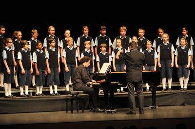 recital en Leganés Los Chicos del Coro de Saint Marc