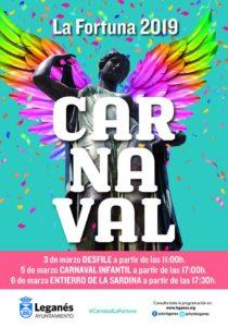 Carnaval La Fortuna 2019 Leganés