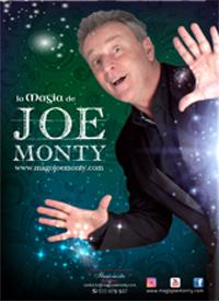 Magia con Joe Monty la Cuchara