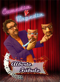 Espectáculo de Magia con Alberto