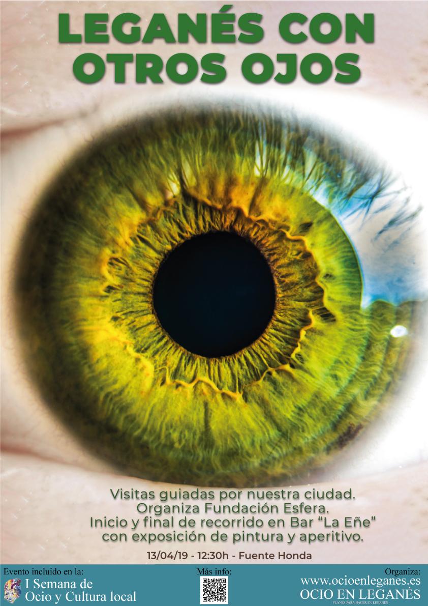Leganés con otros Ojos: Visita guiada