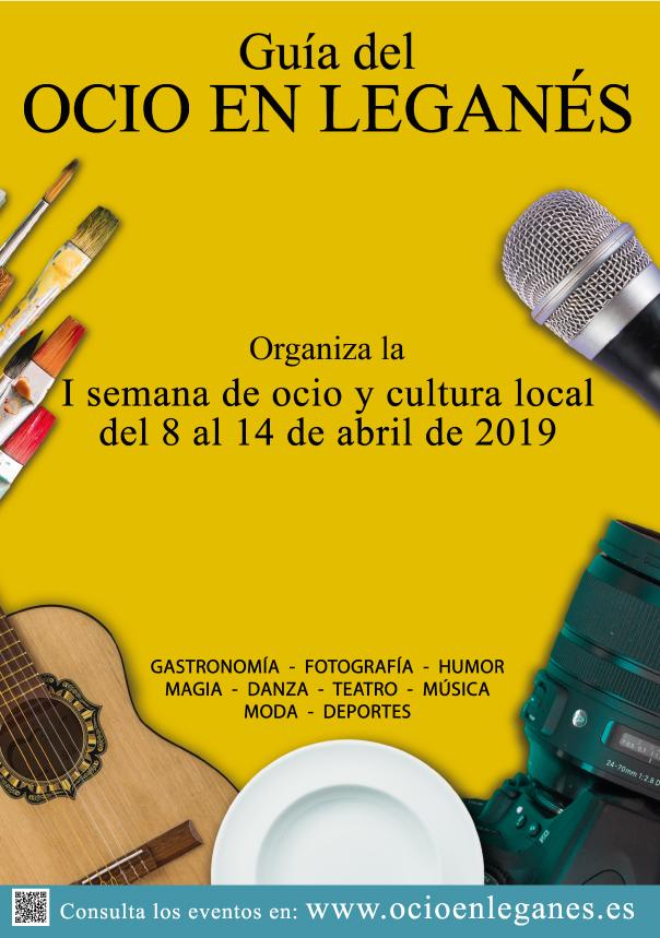 I semana de ocio y cultura local de Leganés.