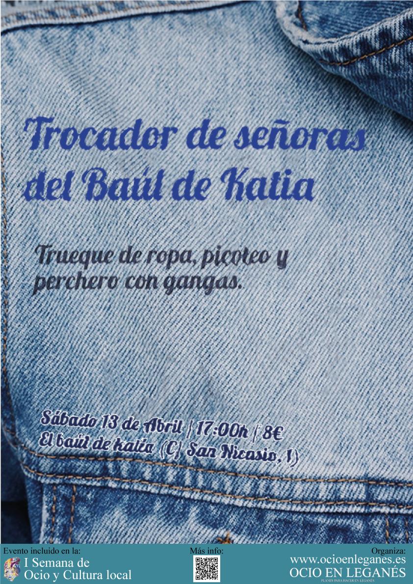 Trocador De Señoras Del Baúl De Katia