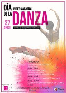 Celebración del DÍA INTERNACIONAL DE LA DANZA en la escuela Patricia Doménech