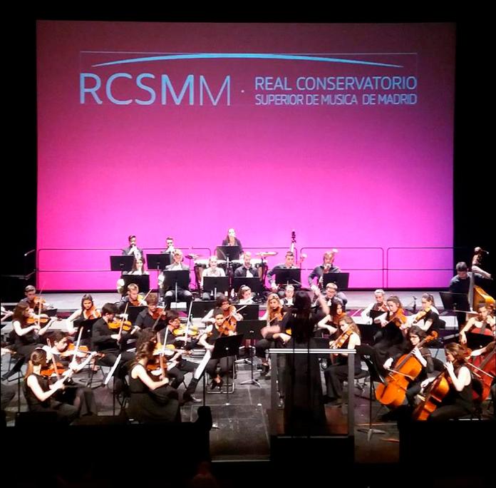 Sinfonietta RCSMM en el Auditorio Padre Soler
