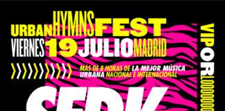 Urban Hymns Fest 2019 en La Nueva Cubierta de Leganés