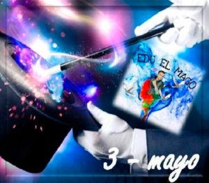 Espectáculo de magia con Edu el Mago