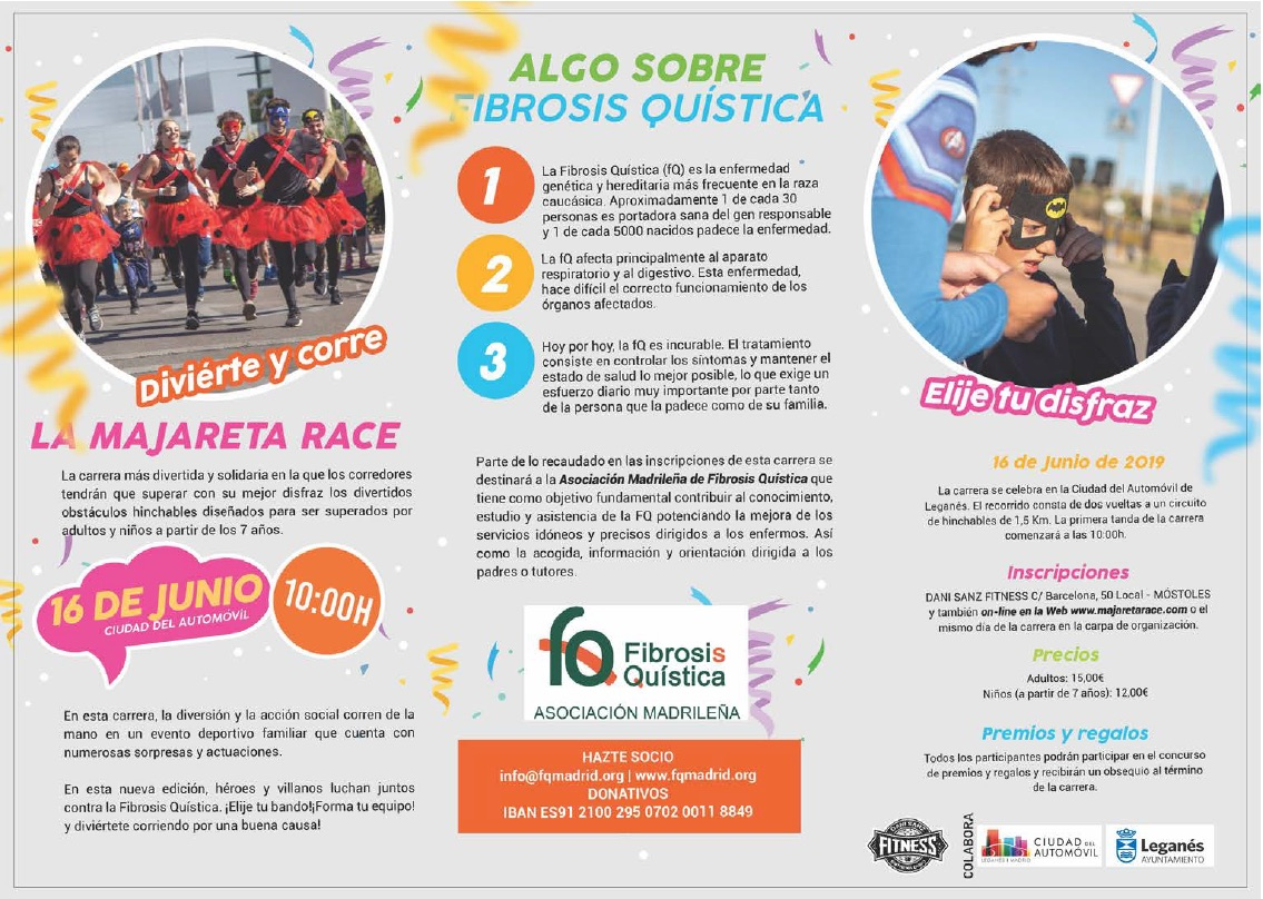 majareta race 2