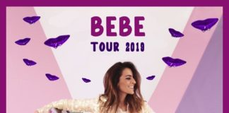 Bebe en concierto: Tour 2019