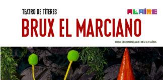 Brux el marciano: Teatro de Titeres