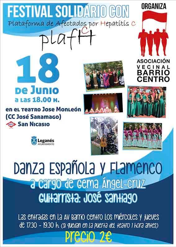 Festival de Danza Española y Flamenco