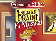 Geronimo Stilton Enigma en el Prado