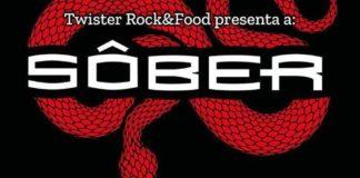 Twister Rock&Food presenta a Sober en el Egaleo