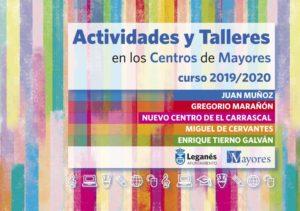 Actividades y talleres en centros de mayores