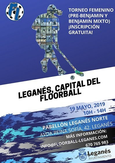 leganes capital de floorball