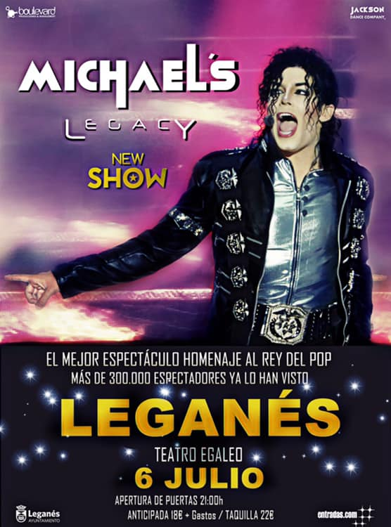 Musical Michael's Legacy