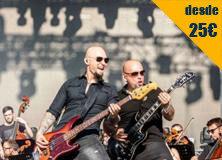 Sôber, la referencial banda de rock/metal fundada en Madrid a principios de los 90, vuelve a primera línea de actualidad por la publicación de La Sinfonía del Paradysso